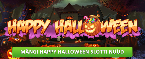Proovi Maria Casinos tasuta Happy Halloween videoslotti