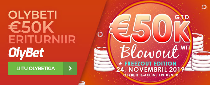 Olybet Monthly Blowout promo
