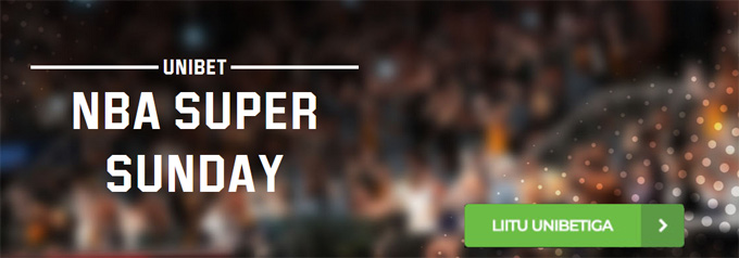 Unibeti NBA Super Sunday pilt