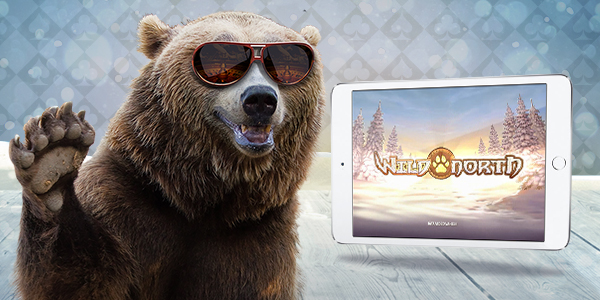 Proovi Wild North videoslotti ja osale iPad Mini loosis